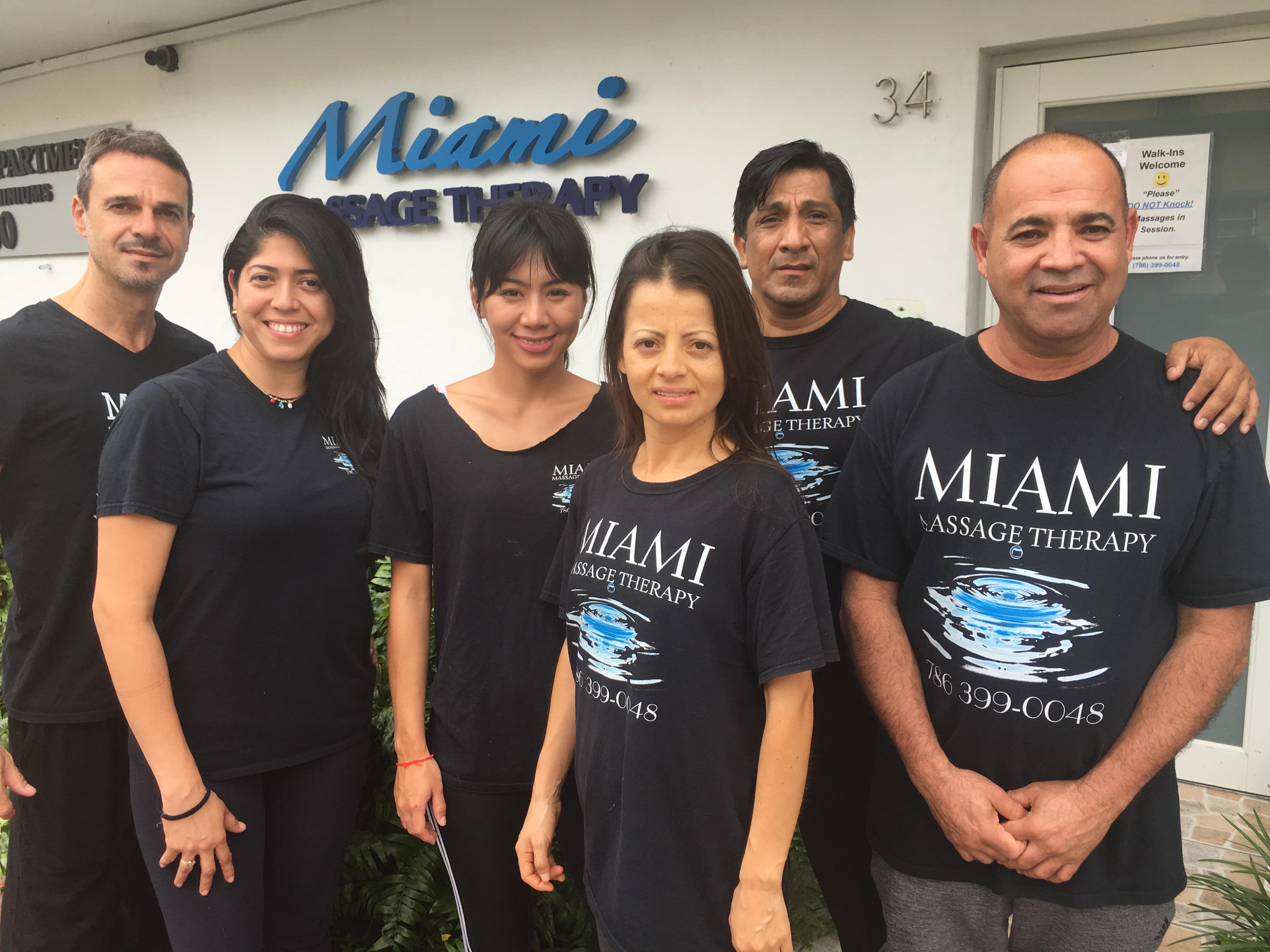 Miami Beach Massage Therapy Shane Molinaro 1