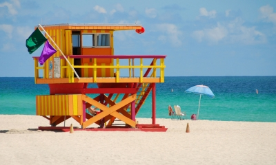 Get a Massage with an Ocean View on Miami Beach!